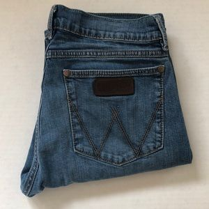 Wrangler Retro Slim Fit Straight Leg Jean
